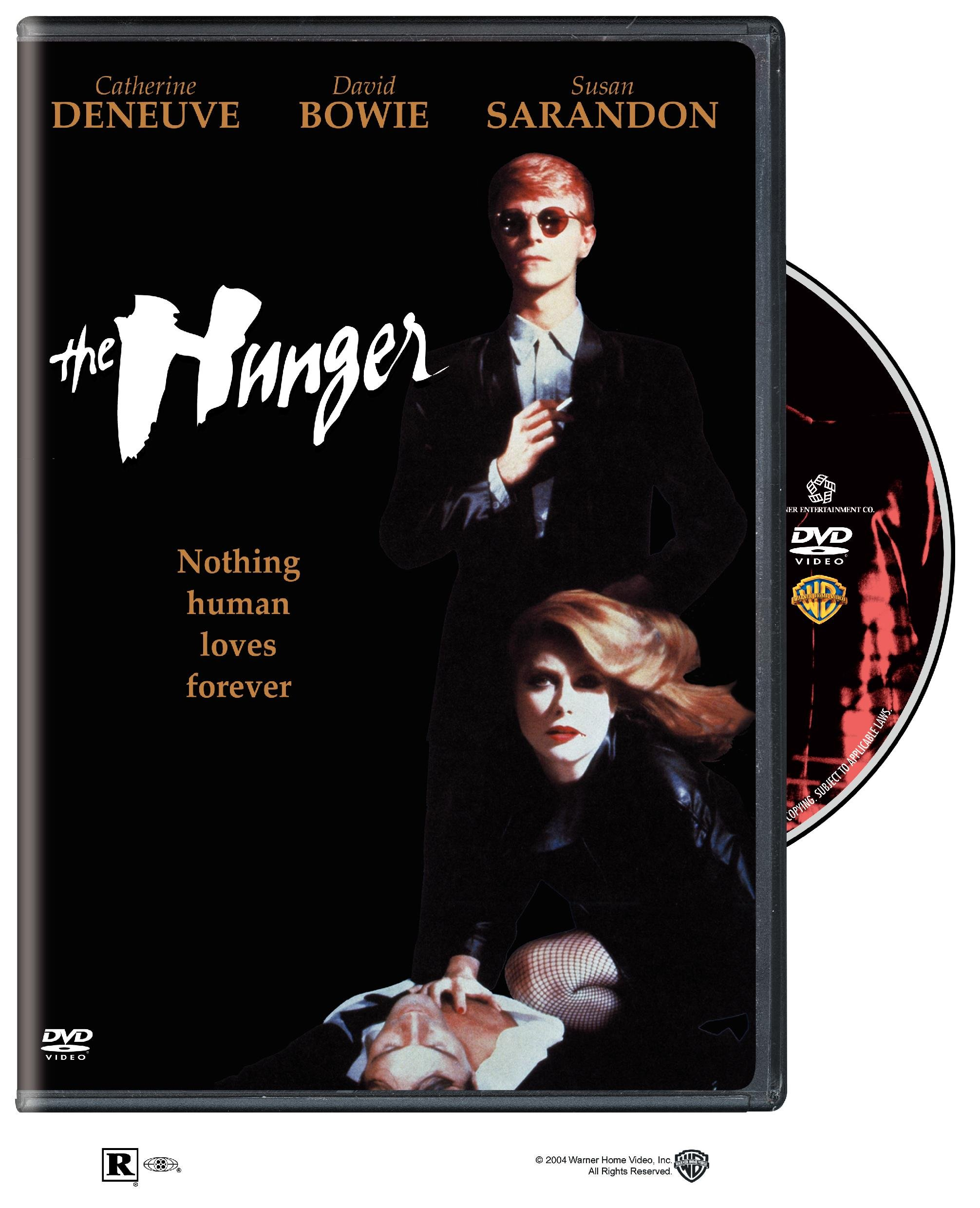 DVD : The Hunger (, Widescreen)