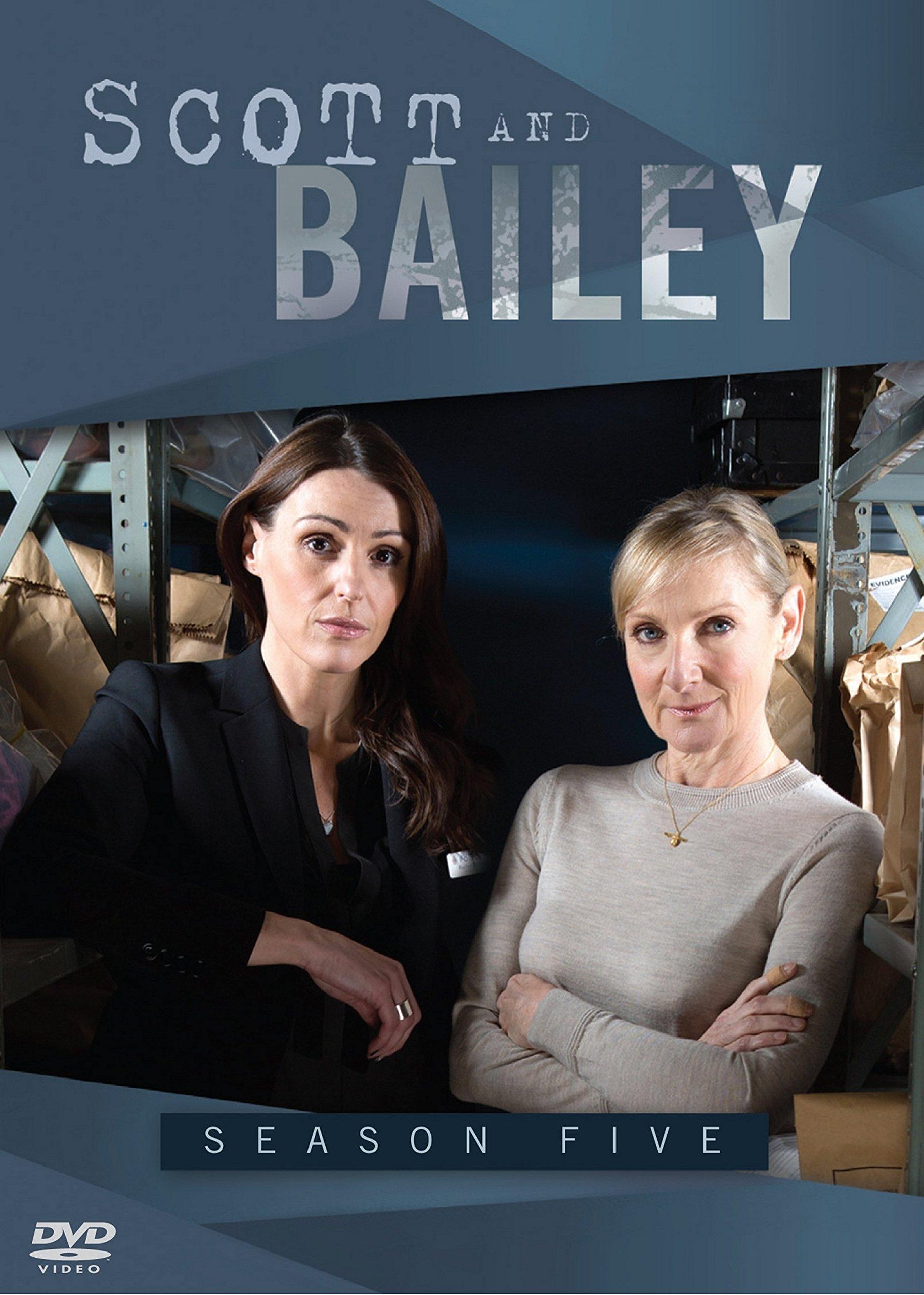 DVD : Scott And Bailey: Season 5 (DVD)