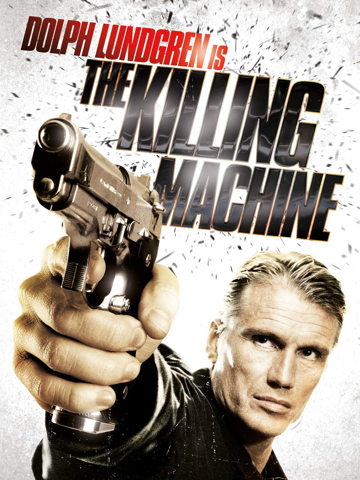 Dolph Lundgren Is The Killing Machine
