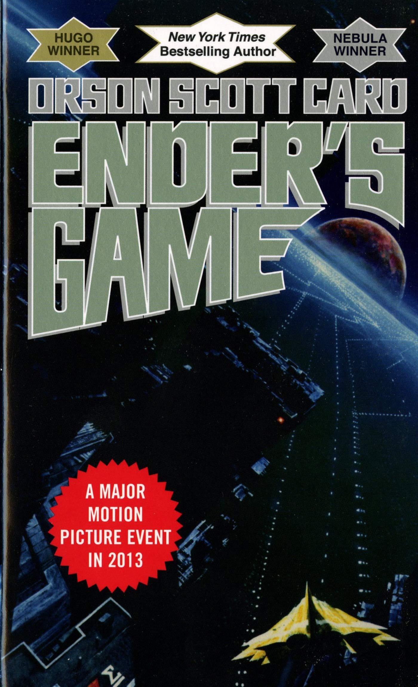 Ender's Game (The Ender Quintet): Card, Orson Scott: 8601401251873:  Amazon.com: Books