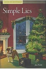 Simple Lies Hardcover