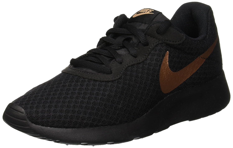 MultiCouleure (noir Mtlc rouge Bronze 005) Nike WMNS Tanjun, Chaussures de Gymnastique Femme 38.5 EU