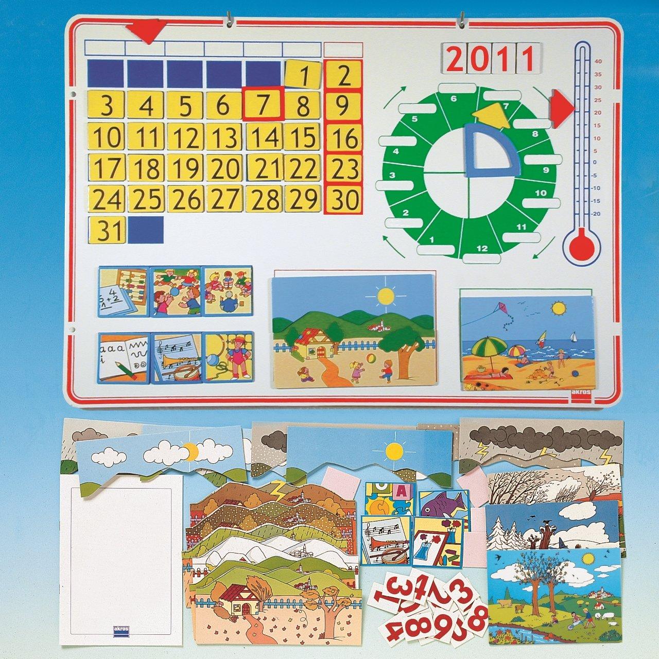 Akros akros30155 EU Baskische Schule Kalender