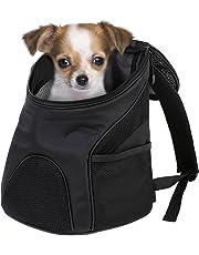 PEDY Mochila para Mascotas Bolsa para Llevar y Transportar Gatos y Perros Mochila para Mascotas con
