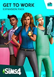 The Sims 4 - Get to Work [Online Game Code]