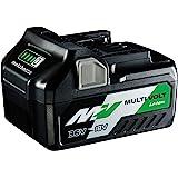 Metabo HPT MultiVolt Battery   36V/18V, 2.5Ah/5.0Ah, Lithium Ion, Slide Style   371751M