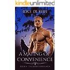 A Mating Of Convenience: Book 4 - The Rabbit River Saga - A Paranormal Wolf Shifter Romance