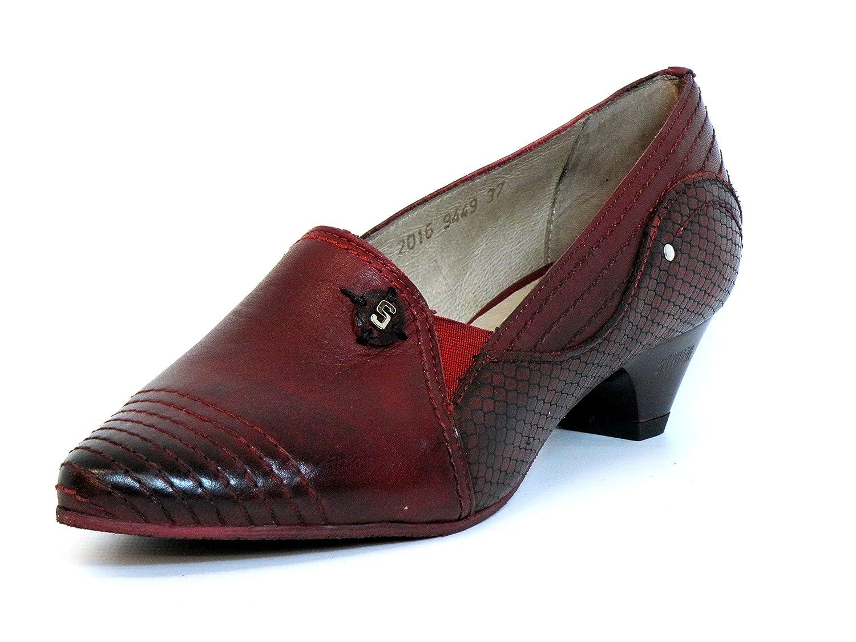 Mujeres Mujeres Mujeres Zapatos de tacón rojo, (Rojo) 09449 Rojo 0ca236