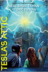 Tesla's Attic (The Accelerati Trilogy Book 1) Kindle Edition