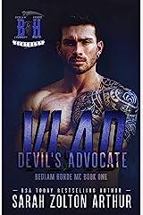 Devil's Advocate: Vlad (Bedlam Horde MC Book 1) Kindle Edition