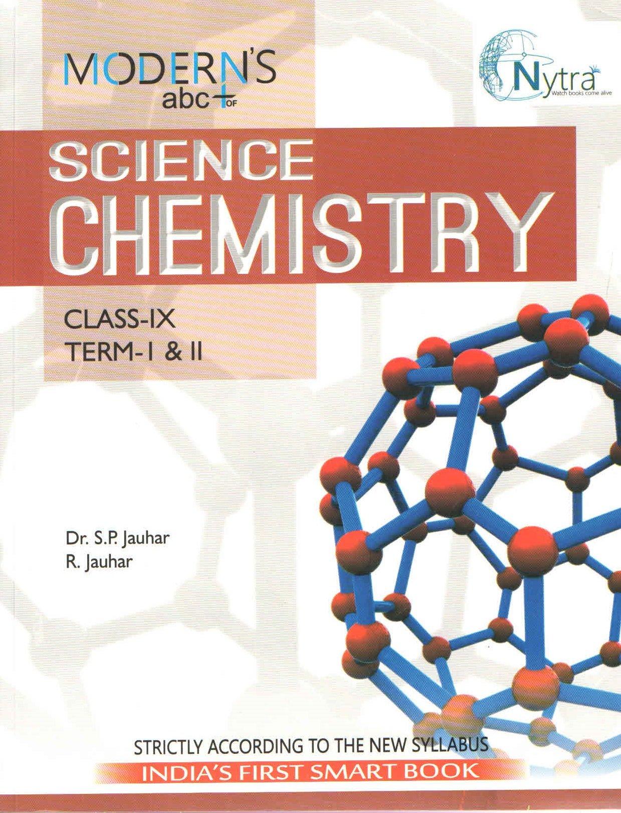 Abc Chemistry Book
