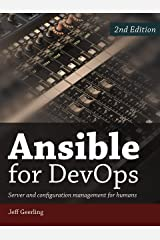 Ansible for DevOps: Server and configuration management for humans Kindle Edition