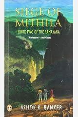 Siege of Mithila Paperback