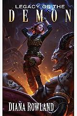 Legacy of the Demon (Kara Gillian Book 8) Kindle Edition