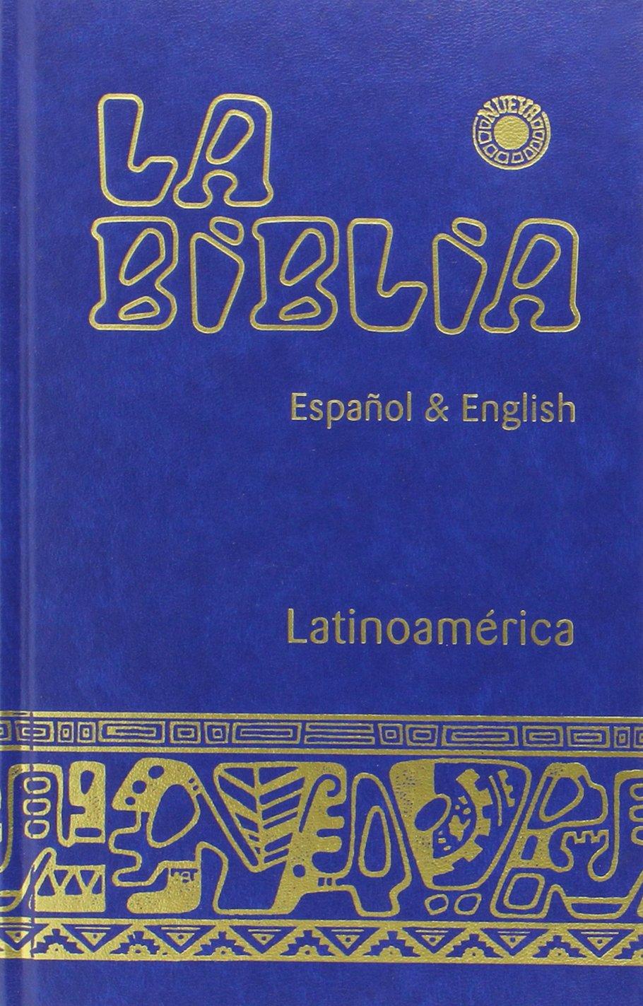 La biblia latinoamérica bilingüe - edición cartoné: Español ...
