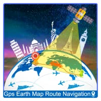 GPS Earth Map : Route Navigation