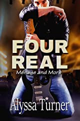 Four Real: Ménage and More Kindle Edition