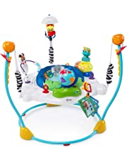 Baby Einstein Journey of Discovery Activity Jumper w/Sounds/Toys/Tray for Baby