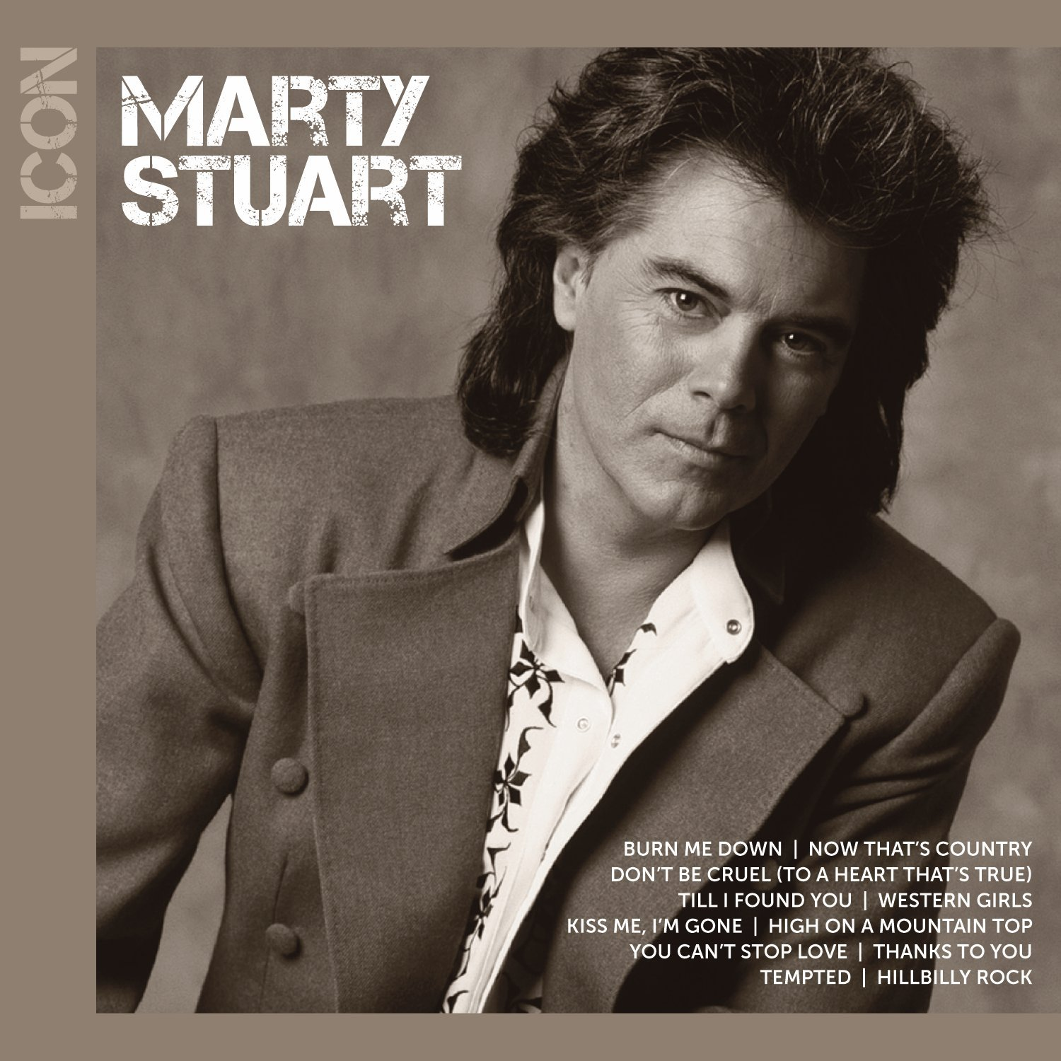 CD : Marty Stuart - Icon (Icon Title)