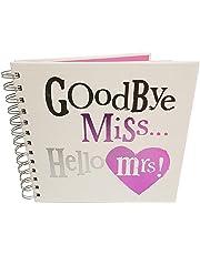 """The Bright Side–""""Goodbye Miss... Hello Mrs."""" Addio al nubilato photo album"""
