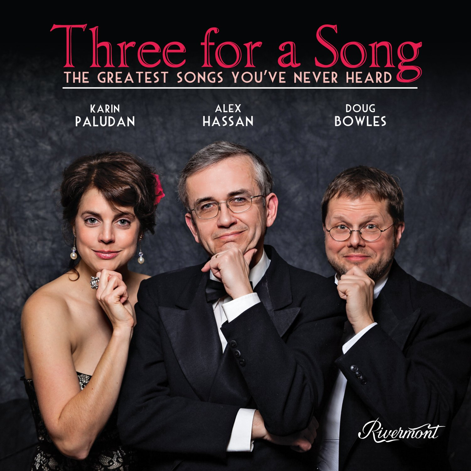 CD : Three For a Song - Greatest Songs You've Never Heard (CD)