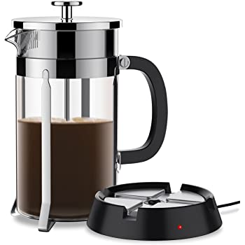 Amazon.com: Mr. Coffee Technique + Taste Electric French ...French Press Coffee Technique