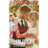 My Fake Fiance Christmas in July Collection: 5 Sweet Romances