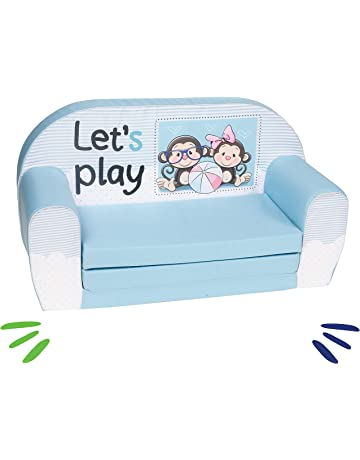 delsit Dt2 – 18320 sofá infantil, color azul