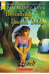 Becoming Naomi Leon (Apple Sinature) Paperback