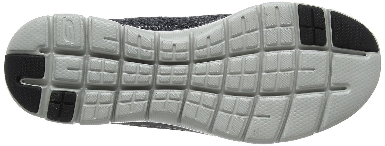 Skechers Damen Flex Flex Flex Appeal 2.0-Metal Madness Outdoor Fitnessschuhe weiß b4b67c