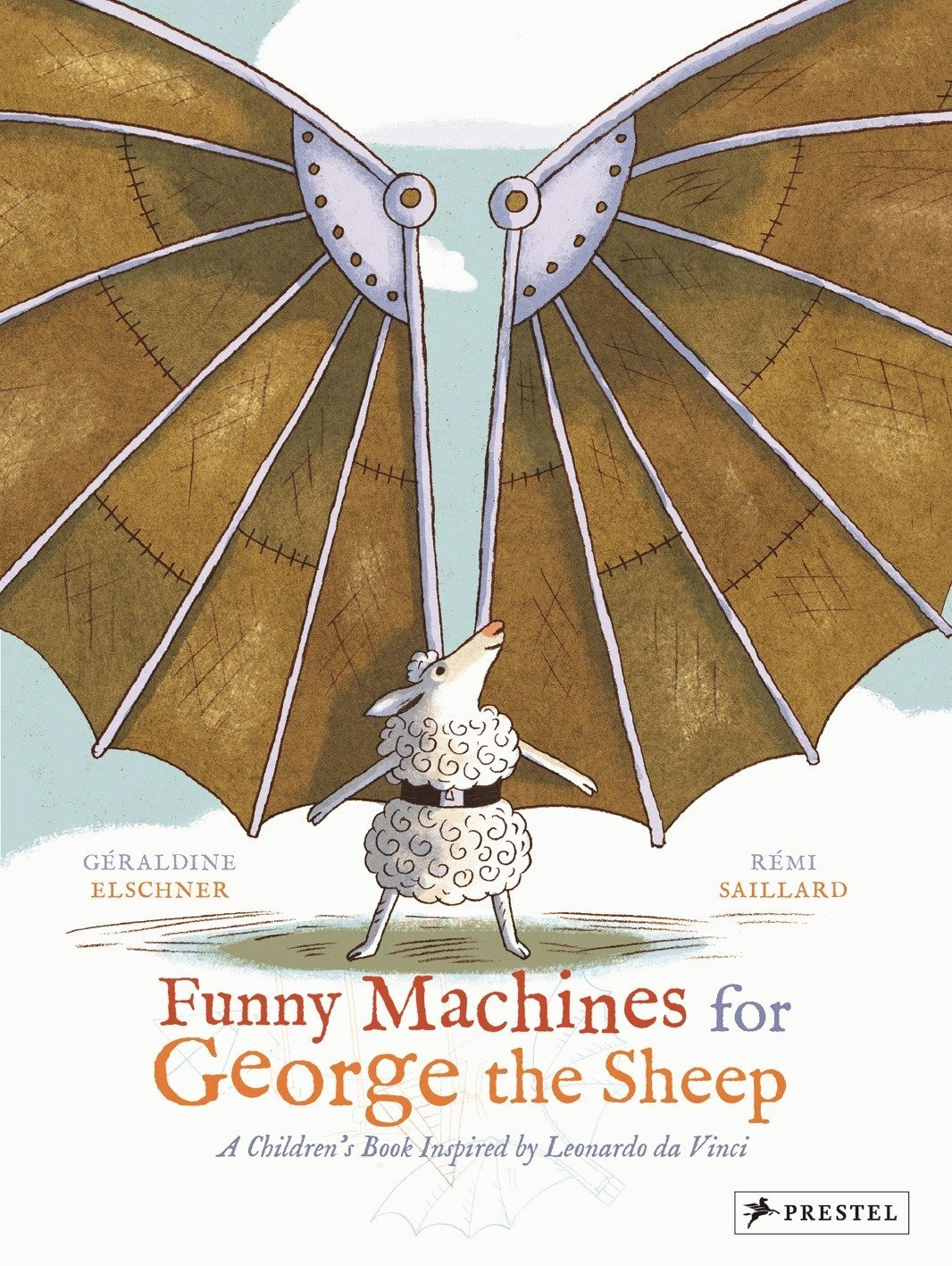 Amazon.com: Funny Machines for George the Sheep: A Children's Book ...