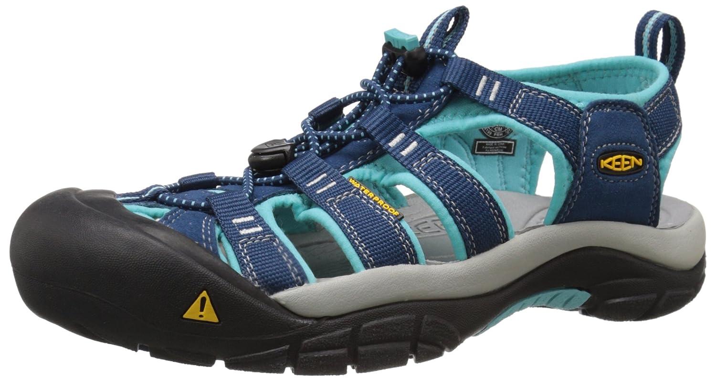 KEEN Women's Newport H2 Sandal B00ZG2V3MQ 10 B(M) US|Poseidon/Capri