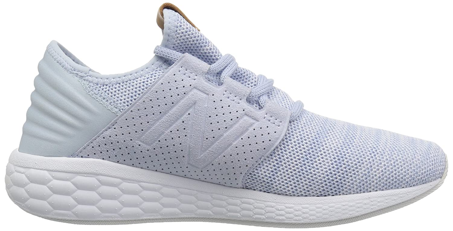New Balance Damen Fresh Foam Cruz Cruz Cruz V2 Knit Laufschuhe, Rosa, One Größe  96cf62
