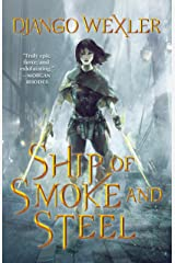 Ship of Smoke and Steel (The Wells of Sorcery Trilogy) Hardcover