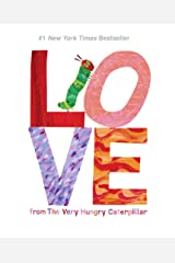 Love from The Very Hungry Caterpillar (The World of Eric Carle) Hardcover