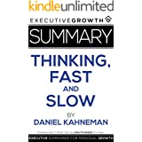 Summary: Thinking, Fast and Slow by Daniel Kahneman