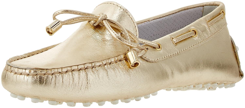 Soldini 20473-l-h04 - Slippers Mujer 37 EU Dorado (Platino Platino)