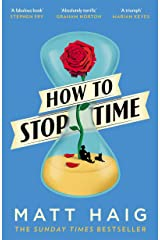 How to Stop Time Kindle Edition