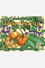 The 2020 Old Farmer's Almanac Gardening Calendar Calendar