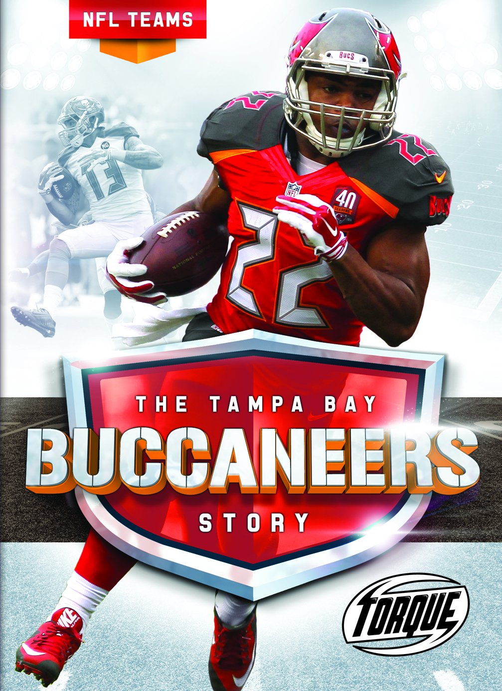 the tampa bay buccaneers story nfl teams larry mack 9781626173842 amazon com books tampa bay buccaneers story nfl teams