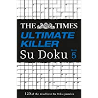 Times Ultimate Killer Su Doku Book 5