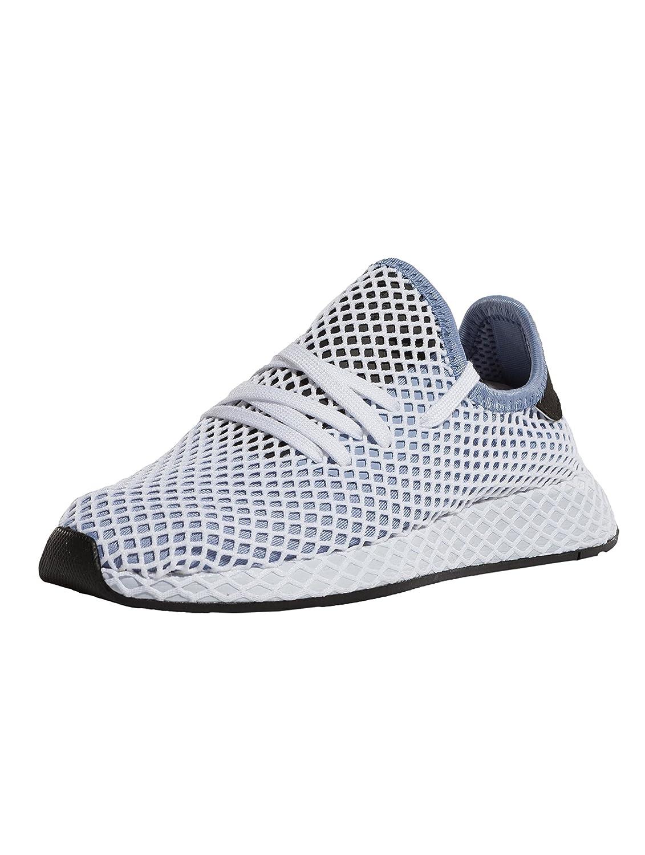 Adidas Deerupt Runner, Zapatillas de Gimnasia para Hombre 36.5 EU|Azul