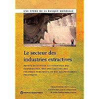 Le secteur des industries extractives: Points essentiels à l'intention des économistes, des spécialistes des finances publiques et des responsables politiques (World Bank Studies) (French Edition)