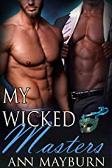 My Wicked Masters (Club Wicked Book 5) Kindle Edition