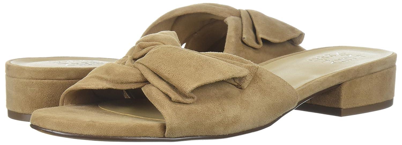 Naturalizer Women's Mila Slide Sandal B073WZY44X 11 B(M) US|Barley Suede