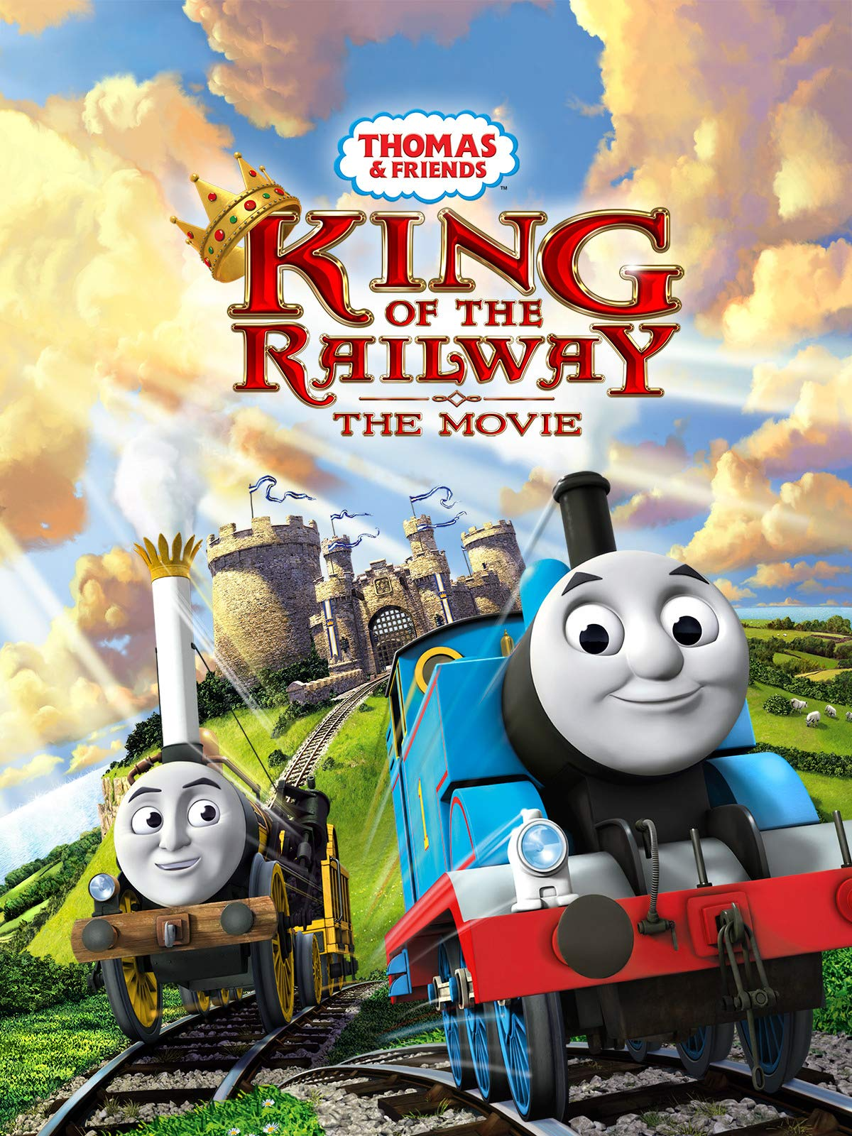 Thomas & Friends: King of the Railway (UK)