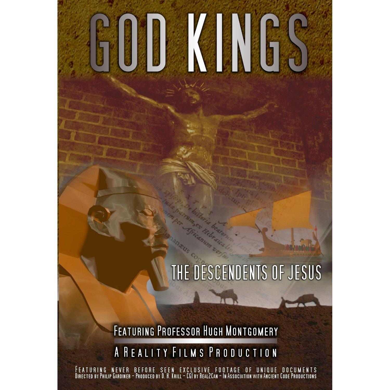 DVD : Hugh Montgomery - God Kings: The Descendents Of Jesus (DVD)