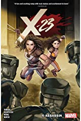 X-23 Vol. 2: X-Assassin (X-23 (2018-2019)) Kindle Edition