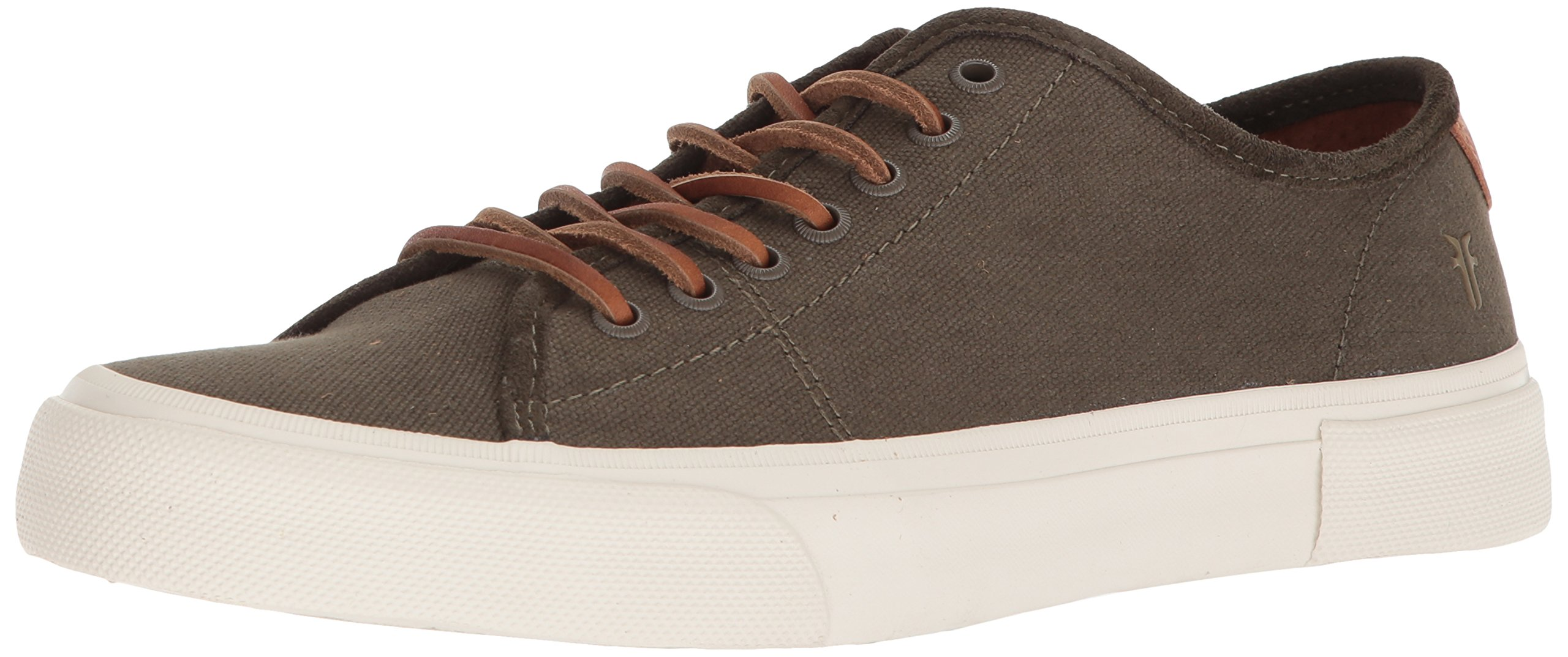 Homme FRYE LudFaible Faible Tennis Chaussure, Olive, 13 M-Choisir Taille couleur