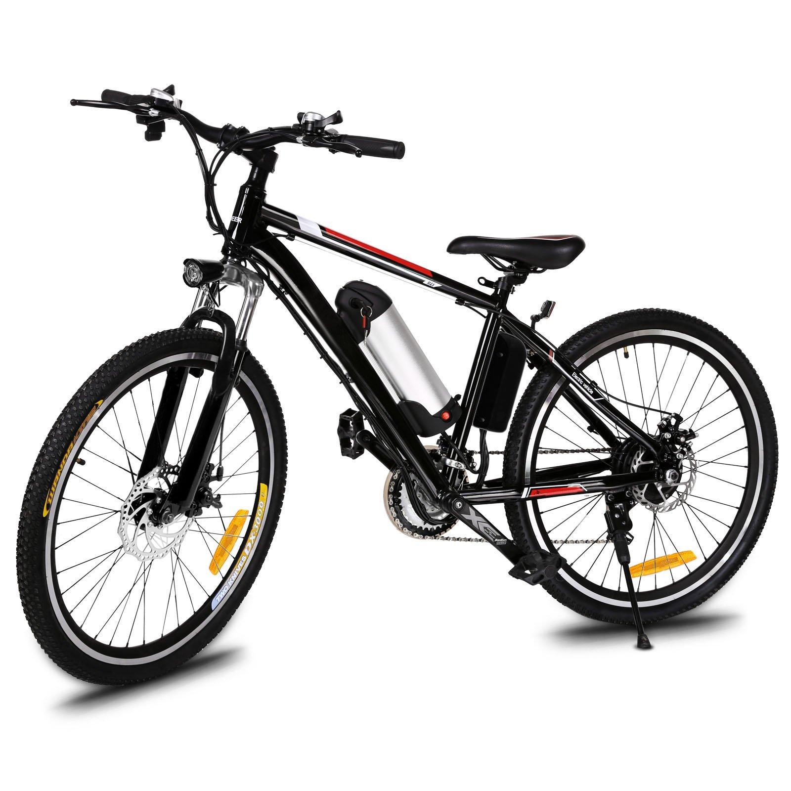 Yiilove Electric Mountain Bike 26   Wheel Ebike 36V Lithium-Ion Battery cbf70c135